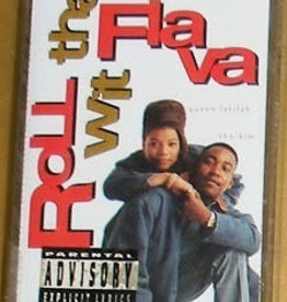 Used Cassette Roll Wit Tha Flava Soundtrack