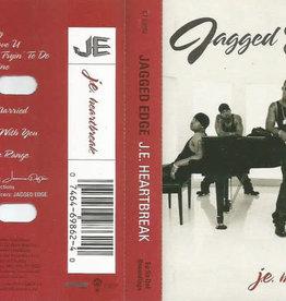 Used Cassette Jagged Edge- J.E. Heartbreak