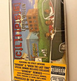 Used Cassette Clipse- Lord Willin'