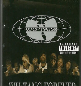 Used Cassette Wu-Tang Clan- Wu-Tang Forever