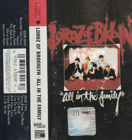 Used Cassette Lordz Of Brooklyn- All In The Family