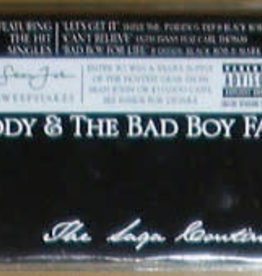Used Cassette P. Diddy & The Bad Boy Family- The Saga Continues...