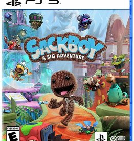 PS5 Sackboy: A Big Adventure