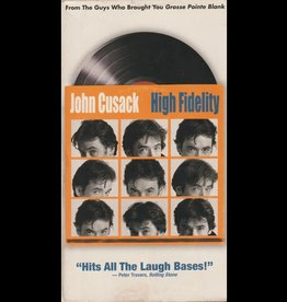 Used VHS High Fidelity