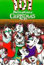 Used VHS 101 Dalmations Christmas