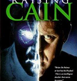 Used VHS Raising Cain