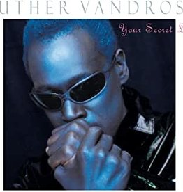 Used CD Luther Vandross- Your Secret Love