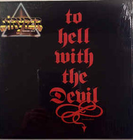Used Vinyl Stryper- To Hell With The evil (SEALED)