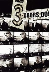 Used CD 3 Doors Down- The Better Life