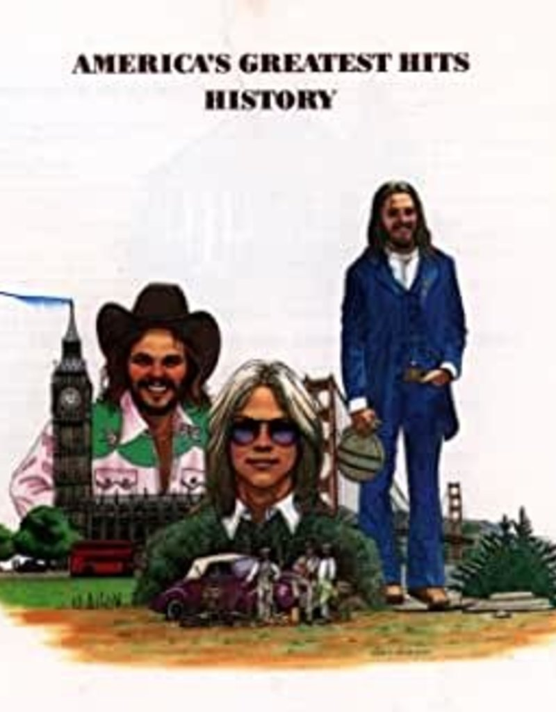 Used CD America- History America's Greatest Hits