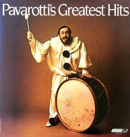 Used Vinyl Pavarotti- Greatest Hits