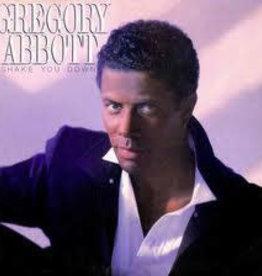 Used Vinyl Gregory Abbott- Shake You Down (SEALED)