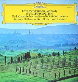 Used Vinyl Felix Mendelssohn Bartholdy- Symphonien