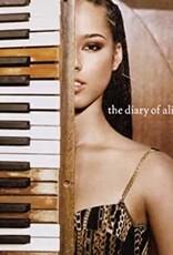 Used CD Alicia Keys- The Diary of Alicia Keys