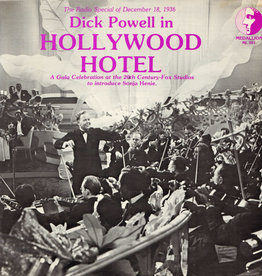 Used Vinyl Dick Powell- Dick Powell In Hollywood Hotel
