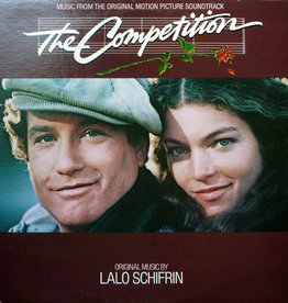 Used Vinyl The Competition Soundtrack
