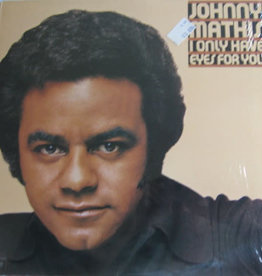 Used Vinyl Johnny Mathis- I Only Have Eyes For You