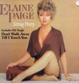 Used Vinyl Elaine Paige- Sitting Pretty