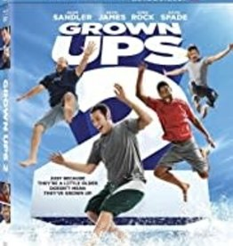 Used BluRay Gown Ups 2