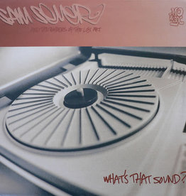Used Vinyl Sam Severs And The Raider Of The Lost Art- What's That Sound