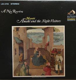 Used Vinyl Menotti- Amahl And The Night Visitors