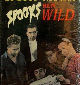 Used VHS Spooks Run Wild