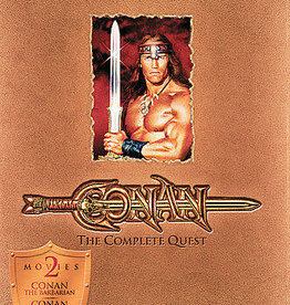 Used DVD Conan: The Complete Quest