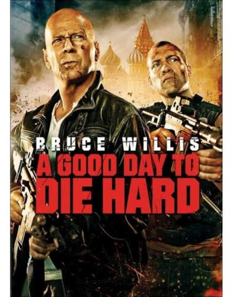 Used DVD A Good Day to Die Hard