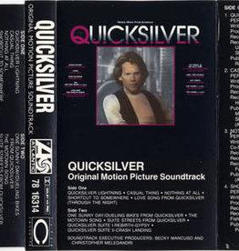 Used Cassette Quicksilver- Quicksilver Soundtrack