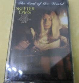 Used Cassette Skeeter Davis- The End Of The World