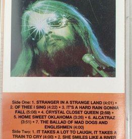 Used Cassette Leon Russell- And The Shelter People