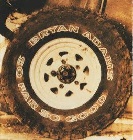 Used Cassette Bryan Adams- So Far So Good