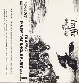 Used Cassette Traffic- When The Eagle Flies