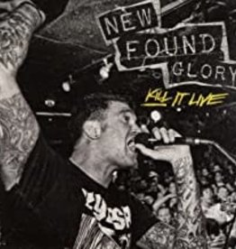 Used CD New Found Glory- Kill It Live