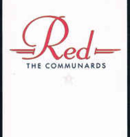 Used Cassette Red- The Communards