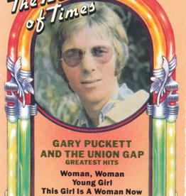 Used Cassette Gary Puckett And The Union Gap- Greatest Hits