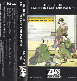 Used Cassette Emerson Lake And Palmer- The Best of Emerson Lake And Palmer