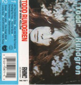 Used Cassette Todd Rundgren- Hermit Of Mink Hollow