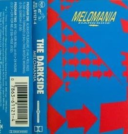 Used Cassette The Darkside- Melomania