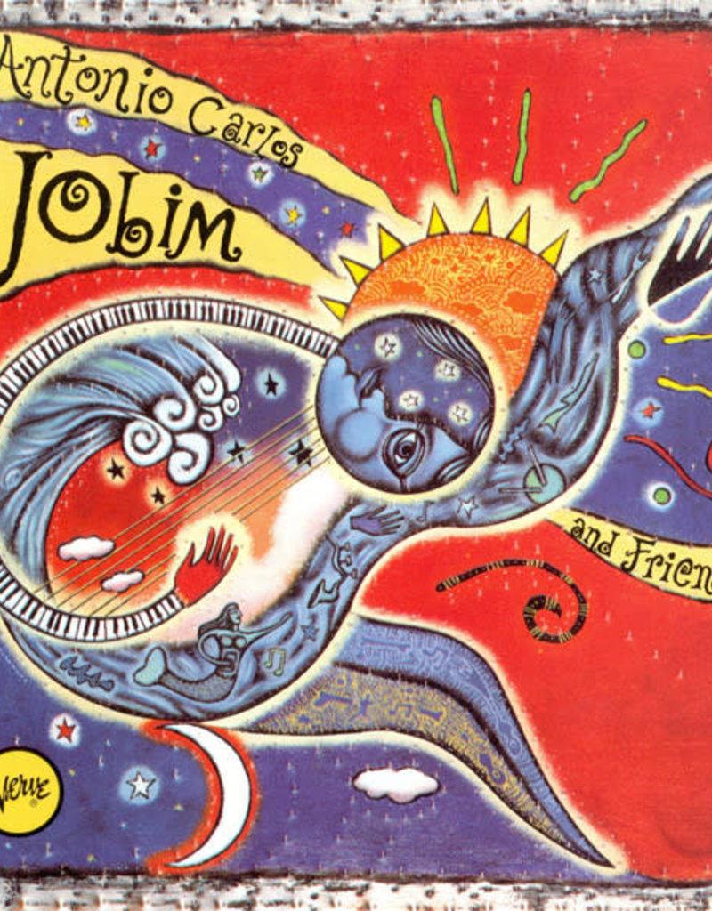 Used CD Antonio Carlos Jobim- Antonio Carlos Jobim And Friends