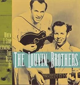 Used CD The Louvin Brothers- When I Stop Dreaming: The Best Of