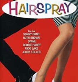 Used DVD Hairspray