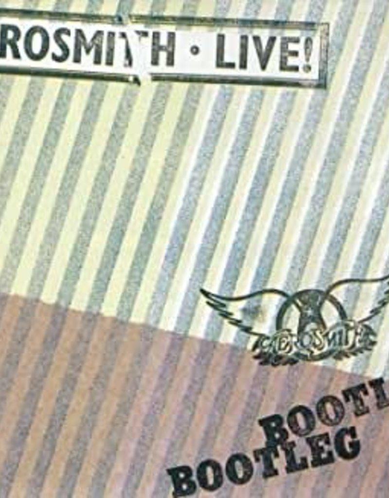 Used CD Aerosmith- Live Bootleg