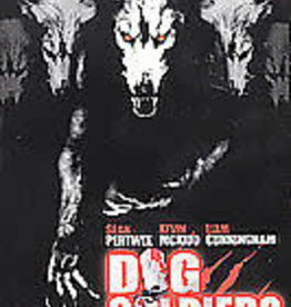 Used VHS Dog Soldiers