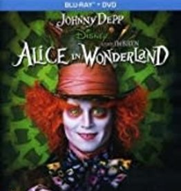 Used BluRay Alice In Wonderland