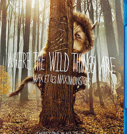 Used BluRay Where The Wild Things Are