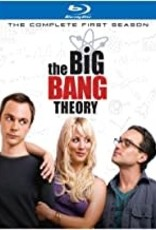 Used BluRay Big Bang Theory Complete First Season