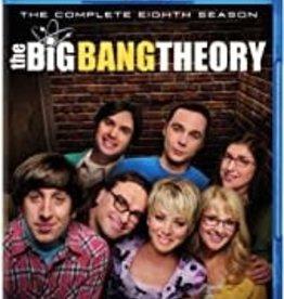 Used BluRay Big Bang Theory Complete Eighth Season