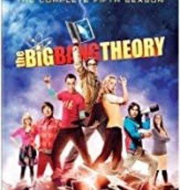 Used BluRay Big Bang Theory Complete Fifth Season