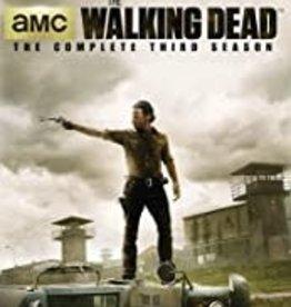 Used BluRay Walking Dead Complete Third Season